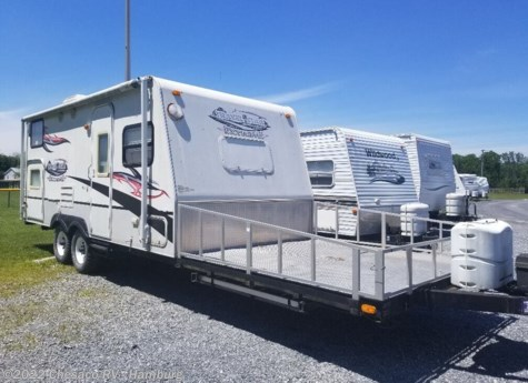 2008 Starcraft Travel Star 21SD Extreme