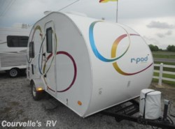 Used 2010  Forest River R-Pod RP-172