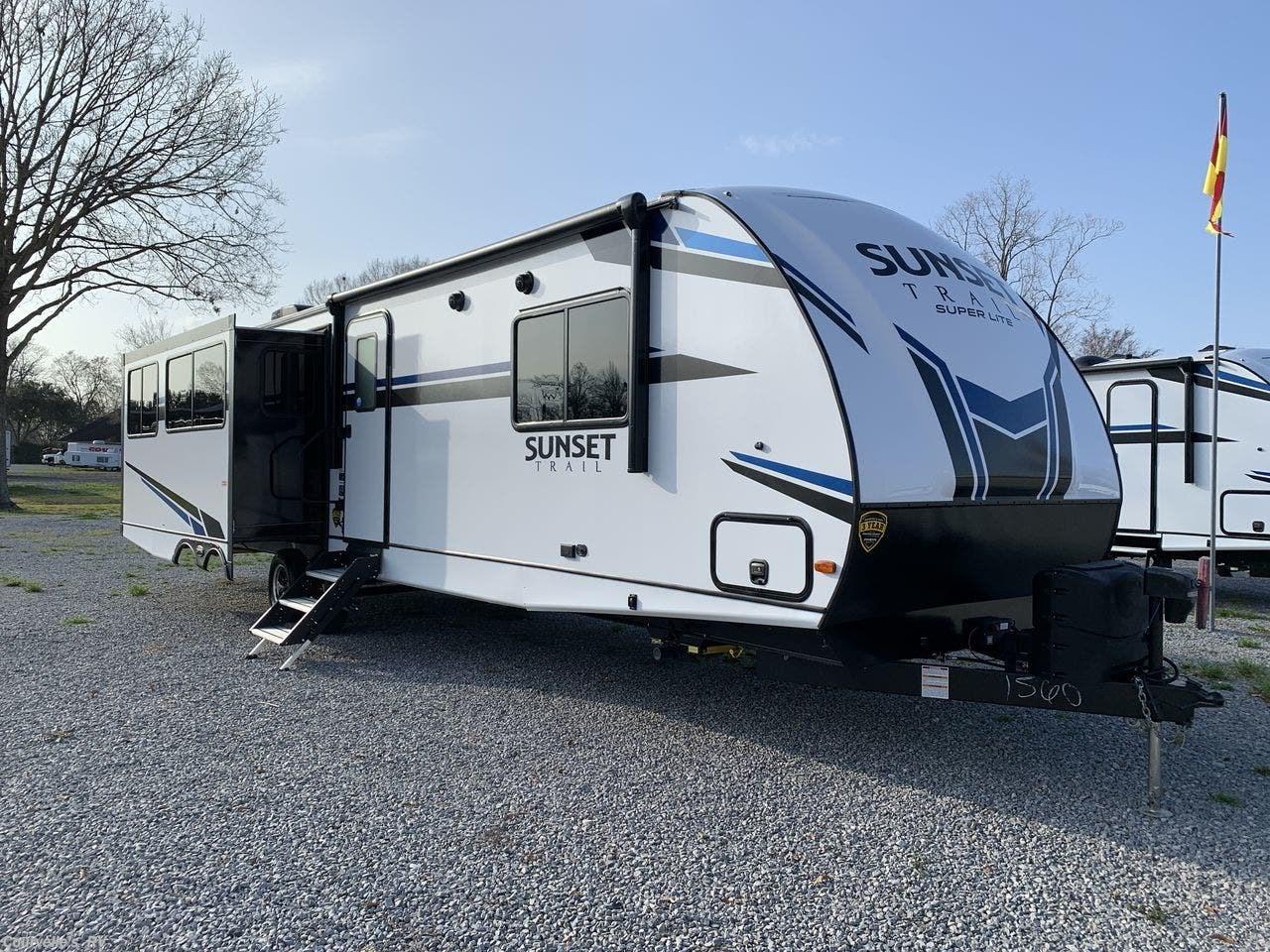 2021 CrossRoads Sunset Trail Super Lite SS330SI