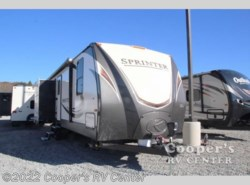 New 2017 Keystone Sprinter 312MLS available in Apollo, Pennsylvania