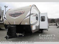 New 2017  Forest River Wildwood 37BHSS2Q by Forest River from Cooper's RV Center in Apollo, PA