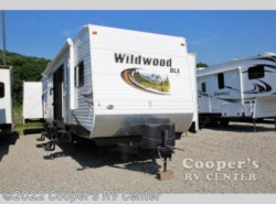 Used 2013  Forest River Wildwood DLX 402QBQ by Forest River from Cooper's RV Center in Apollo, PA