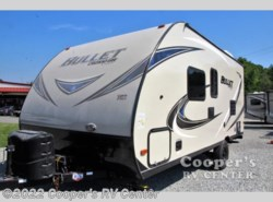 New 2018  Keystone Bullet Crossfire 1800RB by Keystone from Cooper's RV Center in Apollo, PA