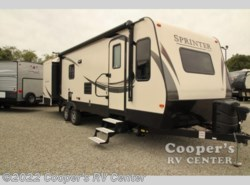 New 2018  Keystone Sprinter Campfire Edition 30FL by Keystone from Cooper's RV Center in Apollo, PA