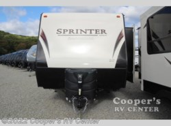 New 2018  Keystone Sprinter Campfire Edition 29BH by Keystone from Cooper's RV Center in Apollo, PA