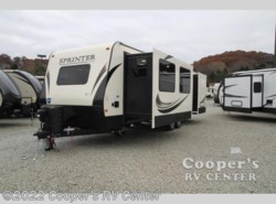 New 2018  Keystone Sprinter Campfire Edition 29FK by Keystone from Cooper's RV Center in Apollo, PA