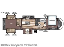 New 2018  Forest River Wildwood Heritage Glen 372RD by Forest River from Cooper's RV Center in Apollo, PA