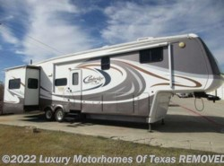 Used 2006  Keystone Cambridge 39ft 4 Slides Seperate Living Area by Keystone from Luxury Motorhomes Of Texas in Krum, TX