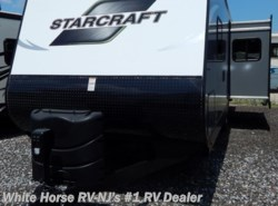 New 2017  Starcraft Launch Ultra Lite 24RLS Rear Sofa Booth Dinette Slideout by Starcraft from White Horse RV Center in Williamstown, NJ