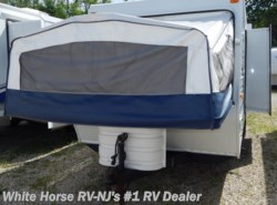 Used 2003  K-Z Coyote 23C Two Drop Down Beds w/ Sofa Slide Out