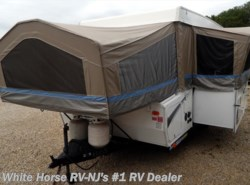 Used 2013  Forest River Flagstaff 425D Dinette Slide-out with A/C by Forest River from White Horse RV Center in Egg Harbor City, NJ