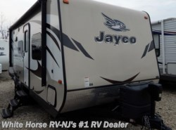 Used 2015  Jayco White Hawk 20MRB Murphy Bed, U-dinette Slide-out by Jayco from White Horse RV Center in Williamstown, NJ