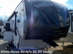 Used 2016  Dutchmen Voltage V3005 Queen Bed, Double Slide-out by Dutchmen from White Horse RV Center in Williamstown, NJ