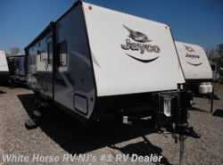 New 2017  Jayco Jay Feather 25BH Two Bedroom Sofa/Dinette Slideout by Jayco from White Horse RV Center in Williamstown, NJ