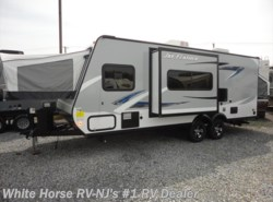 New 2017  Jayco Jay Feather 23B Two Drop-Down Beds w/Sofa Slideout by Jayco from White Horse RV Center in Williamstown, NJ