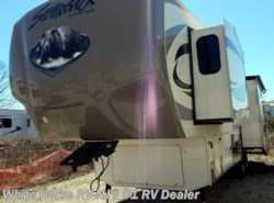 Used 2014 Forest River Cedar Creek Silverback 29IK Rear Entertainment, Triple Slide-out available in Williamstown, New Jersey