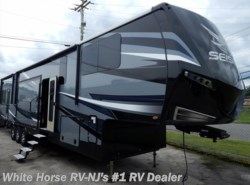 "New 2018  Jayco Seismic 4212  Double Slideout w/11'6"" Garage by Jayco from White Horse RV Center in Williamstown, NJ"