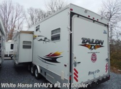 Used 2006  Jayco Talon ZX 36V Double Slideout w/12' Garage Area by Jayco from White Horse RV Center in Williamstown, NJ