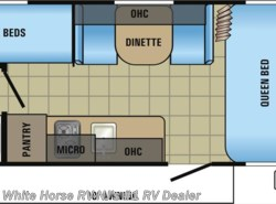 New 2017  Jayco Jay Flight 174BH SLX Front Queen Corner Bunks & Bath by Jayco from White Horse RV Center in Williamstown, NJ