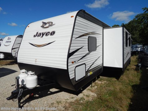 2018 Jayco Jay Flight SLX 284BHSW 2-Bedroom Sofa/U-Dinette Slideout