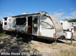 Used 2013  Jayco White Hawk 29SQB Two Bedroom, Sofa/Galley Slide-out by Jayco from White Horse RV Center in Williamstown, NJ