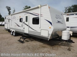 Used 2010  Jayco Jay Flight G2 32 BHDS Two Bedroom, Double Slide-out by Jayco from White Horse RV Center in Williamstown, NJ
