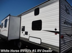 New 2017  Jayco Jay Flight SLX 294BHSW 2-Bedroom Sofa/UDinette Slideout by Jayco from White Horse RV Center in Williamstown, NJ