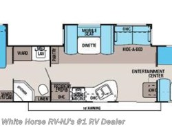 Used 2014  Jayco Jay Flight 36 BHDS Two Bedroom, Double Slide-out by Jayco from White Horse RV Center in Williamstown, NJ