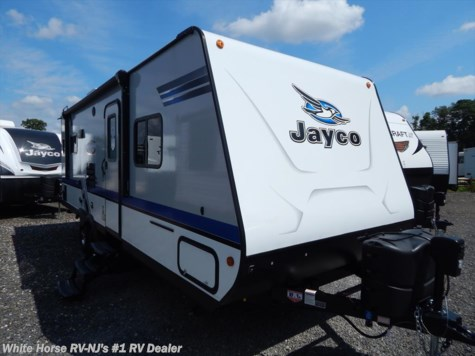 2018 Jayco Jay Feather 23RL Front Queen Dinette Slideout