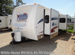Used 2007  Forest River Cardinal 33RSL Rear Living, Double Slide-out by Forest River from White Horse RV Center in Williamstown, NJ