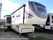 2018 Jayco North Point 387RDFS Rear Den Five Slideouts