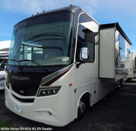 2018 Jayco Precept 35U Rear Queen Bath and One-Half