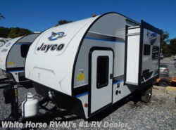 New 2018  Jayco Hummingbird 17BH Front Bunks Rear U-Dinette w/Galley Slideout by Jayco from White Horse RV Center in Williamstown, NJ