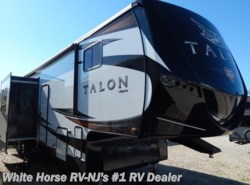 New 2018 Jayco Talon 413T Front Queen w/U-Dinette & Galley Slideouts available in Williamstown, New Jersey