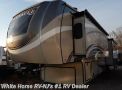 New 2018  Jayco Pinnacle 37RLWS Rear Sofa Triple Slideout by Jayco from White Horse RV Center in Williamstown, NJ