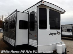 New 2018  Jayco Bungalow 40LOFT Front Living Room Triple Slideout w/Loft by Jayco from White Horse RV Center in Williamstown, NJ