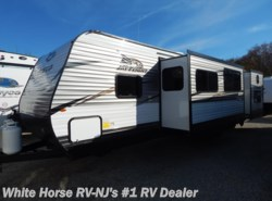 New 2018  Jayco Jay Flight 32BHDS 2-BdRM Double Slide w/ Outside Kitchen by Jayco from White Horse RV Center in Williamstown, NJ