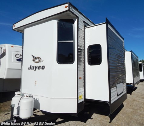 2018 Jayco Bungalow 40RLTS Rear LoungeTriple Slideout