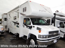 Used 2007  Jayco Greyhawk 32SS Rear queen bed, double slide by Jayco from White Horse RV Center in Williamstown, NJ