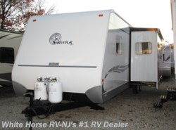 Used 2007  Forest River Surveyor SVT-304 2-BdRM Slide with Rear Dinette/Bunkhouse by Forest River from White Horse RV Center in Williamstown, NJ