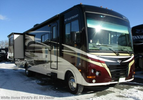 2013 Fleetwood Terra 35K Double Slide with Bath and a Half
