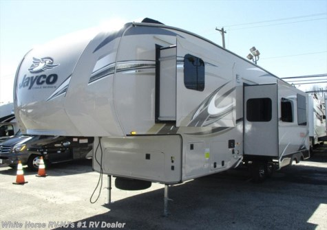 2018 Jayco Eagle HT 29.5BHOK 2-Bedroom Double Slideout