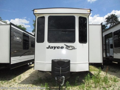 2018 Jayco Bungalow 40FKDS Front Kitchen Double Slideout