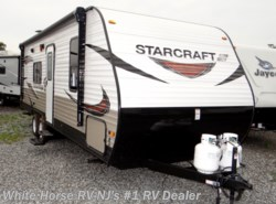New 2019 Starcraft Autumn Ridge Outfitter 26BH Front Queen Corner Double Bed Bunks available in Williamstown, New Jersey
