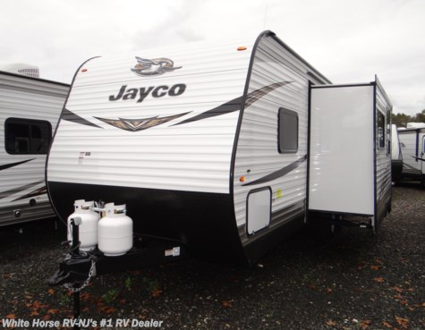 2019 Jayco Jay Flight SLX 267BHSW 2-BdRM Slide w/ Double Bed Bunks