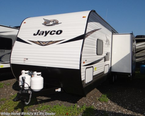 2019 Jayco Jay Flight SLX 265RLS Rear Lounge Sofa/Dinette Slide