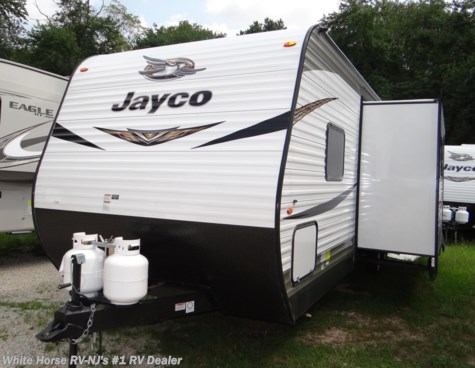 2019 Jayco Jay Flight SLX 287BHS 2-Bedroom Sofa/U-Dinette Slideout