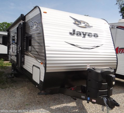 2017 Jayco Jay Flight 26BH 2-BdRM with Queen, DBL Bed Bunks