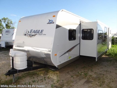 2012 Jayco Eagle Super Lite 314 BDS 2-BdRM Double Slide