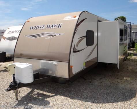 2013 Jayco White Hawk 28DSBH 2-BdRM Slide w/Double Bed Bunks